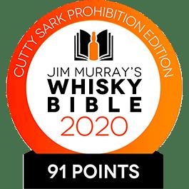 Médaille 2020 Cutty Sark Prohibition Edition