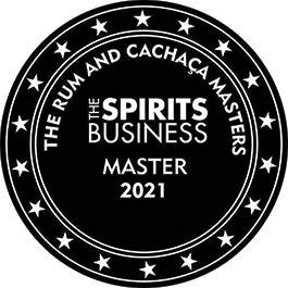 Médaille 2021 The Rhum And Cachaça Masters