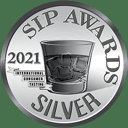 Médaille Argent 2021 SIP Awards