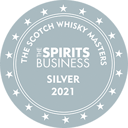 Médaille Argent 2021 The Scotch Whisky Masters