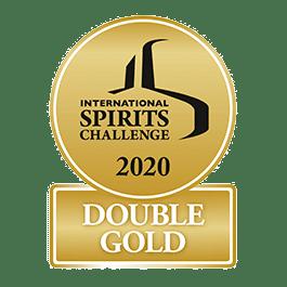 Médaille Or 2020 International Spirits Challenge