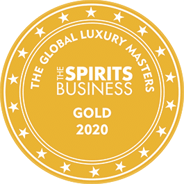 Médaille Or 2020 The Global Luxury Masters