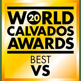 Médaille Or 2020 World Calvados Awards