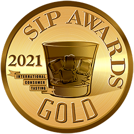 Médaille Or 2021 SIP Awards