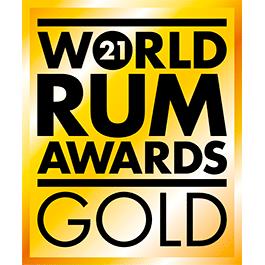 Médaille Or 2021 World Rum Awards