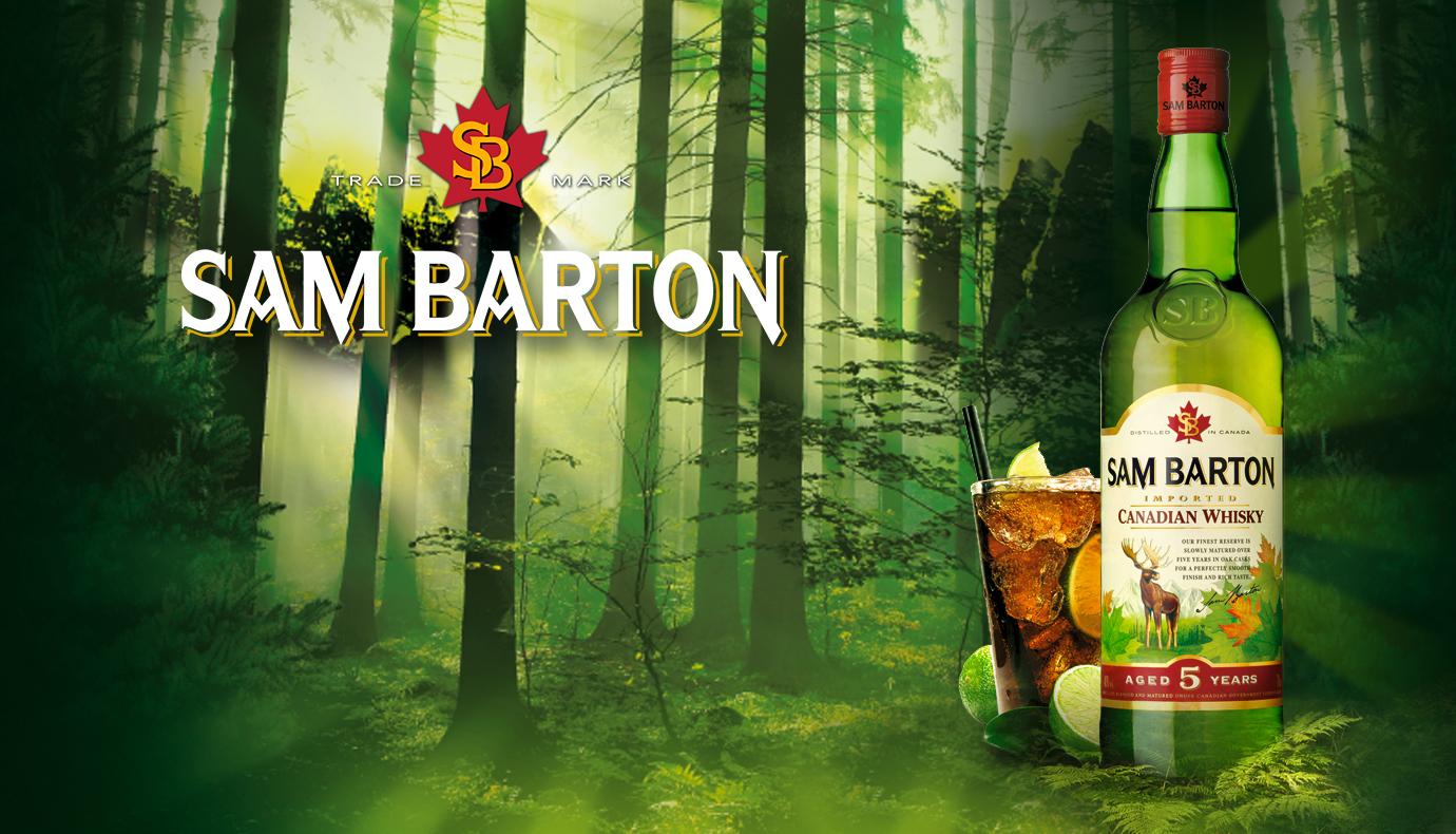 SAM BARTON