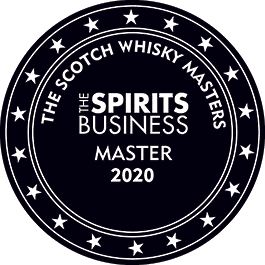 Médaille 2020 The Scotch Whisky Masters