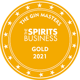 Médaille Or 2021 The Gin Masters